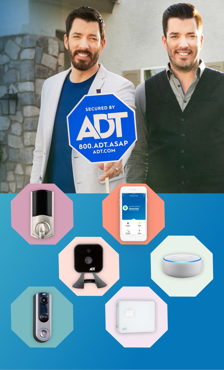 ADT Security | Alarm Systems for Home and Business